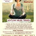 Stressmanagement & Gesundheit durch Ayurveda u. Meditation